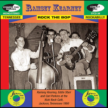 Kearney ,Ramsey - Rock The Bop :Tennessee Rockabilly ( cd)